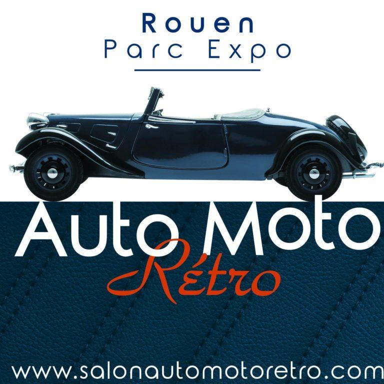 Salon Auto Retro Rouen 2019
