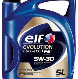 Huile moteur elf evolution full tech fe 5w30